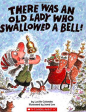 There Was an Old Lady Who Swallowed a Bell book cover
